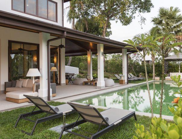 Villa Lemongrass, an 8 bedroom luxury garden villa located in Bophut, Koh Samui, Thailand