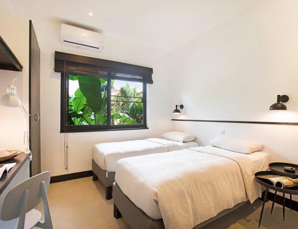 Villa A Maremaan - Bedroom 2 MiniTwin 0