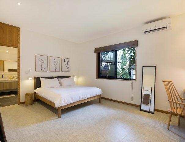 Villa B Maremaan - Bedroom 1 Master 0