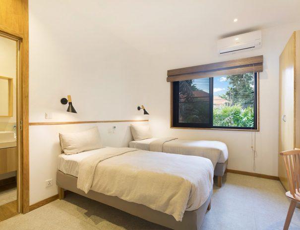 Villa B Maremaan - Bedroom 2 Mini Twin 0