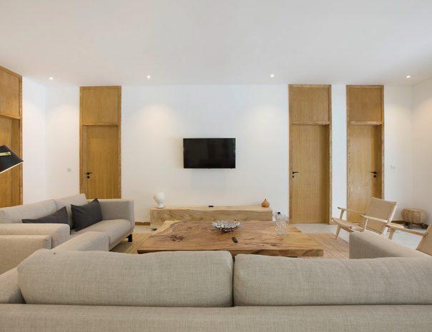 Villa B Maremaan - living room 3