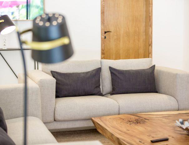 Villa B Maremaan - living room 5